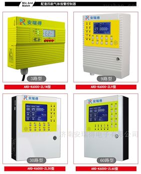 炼钢厂四氟乙烯气体检测报警器
