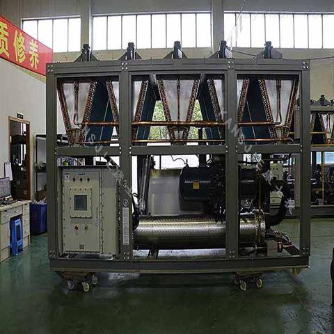 乙二醇螺杆式冷水机组