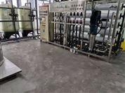 工業純水機為什么排水不及呢?