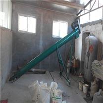 化肥水泥管式蛟龙上料机 -管式颗粒提升机