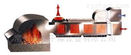 燃煤高温热风炉原理