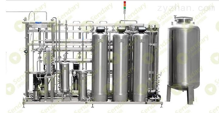 符合GMP/FDA认证医用制药纯化水设备系统