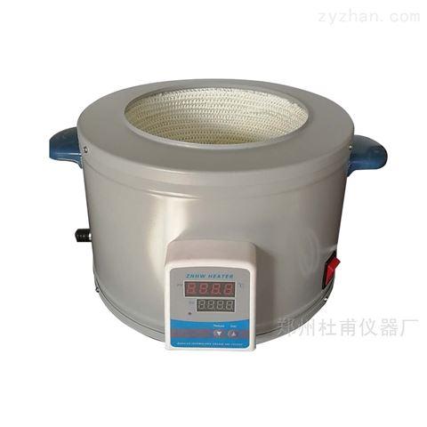 实验室数显恒温磁力搅拌器'调温加热套l