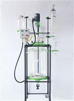 雙層玻璃反應釜定制