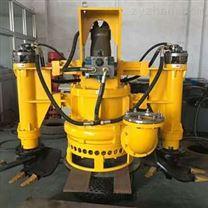 鱼塘清淤泥浆泵 高扬程高效率
