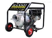 6寸汽油機大流量排污泵HS60X