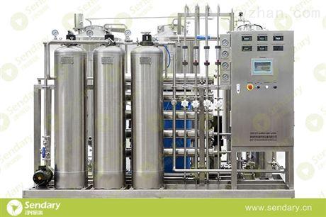 医药纯化水处理设备