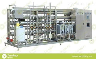 纯化水设备制造系统
