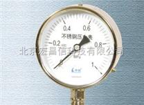 Y-B系列不銹鋼壓力表