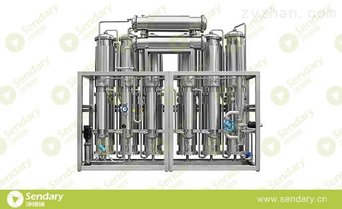 注射劑工藝用水注射用水系統