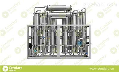 制药用水KRM-MED型注射用水设备系统