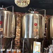 1000升精酿啤酒设备2000升啤酒 设备厂家