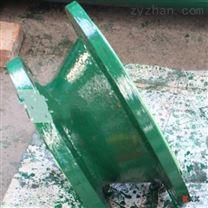 钢衬聚氨酯尾矿耐磨管件