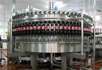 全自動碳酸飲料灌裝機