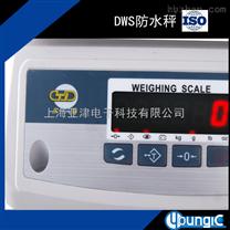 上海亚津水产行业6KG防水电子计重桌秤