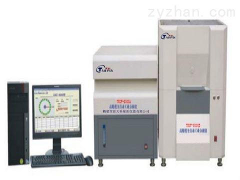 全自动工业分析仪,煤炭检测测定仪器