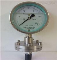 河北YTP系列隔膜压力表