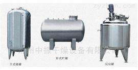 不锈钢贮罐、配制罐特点