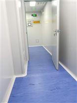 日照潔凈室無巖棉彩鋼板在裝修中的應用
