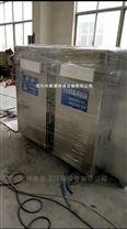 浙江湖州低溫等離子除臭設備 活性炭吸附箱