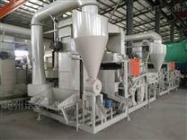 粮食清理筛玉米除尘清选机30吨小麦清杂筛
