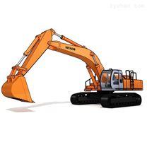工程机械设计研发 专业设计制造挖掘机