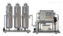 電鍍用純水處理設備