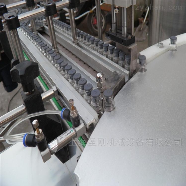 江蘇西林瓶灌封機廠家圣剛機械