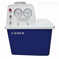 SHB-III台式循环水真空泵配合旋蒸使用