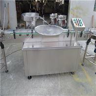 圣刚西林瓶自动灌装压盖一体机生产厂家