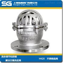 不锈钢水泵底阀