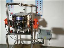RA-600防爆型直排筛 氮气振动筛 除杂筛