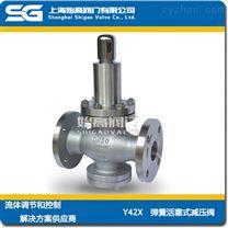 彈簧活塞式水用減壓閥