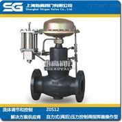 自力式(阀后)压力调节阀指挥器操作型