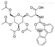 Fmoc-L-Ser(β-D-Glc(Ac)4)-OH葡萄糖絲氨酸