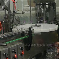 小剂量实验室用西林瓶灌装机注射剂视频圣刚