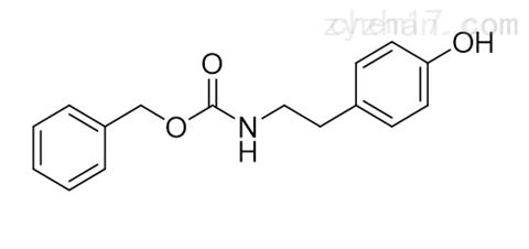 29655-46-7-現貨供應HPLC純度98,芐基 N-[2-(4-羥基苯基)乙基]氨基甲酸酯