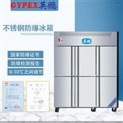 实验室不锈钢防爆冰箱1600升