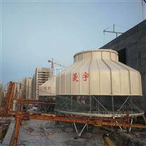 厂家销售100吨圆形逆流冷却塔