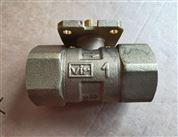 西门子电动球阀VAF41 VAF51比例调节阀法兰