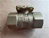 西門子電動球閥VAF41 VAF51比例調節閥法蘭