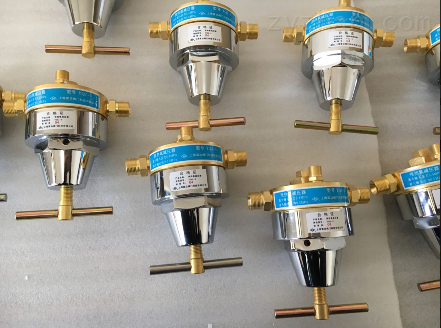 RQJ-4 RJQ-1 燃气减压阀 压力表带铜管