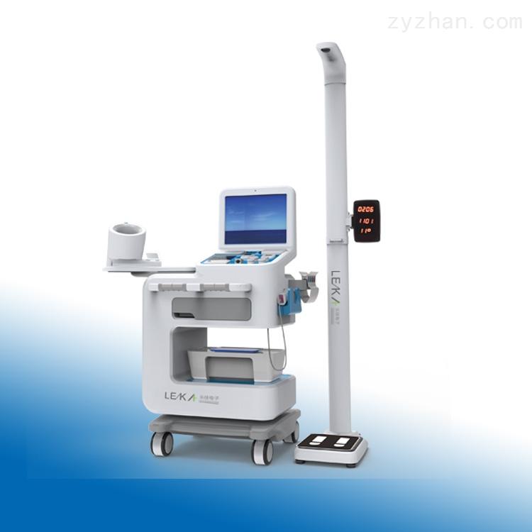 HW-V6000-智慧健康養老智能健康體檢一體機