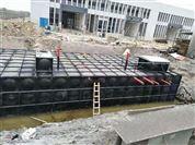 吉林长春通化生产地埋水箱一体化泵站