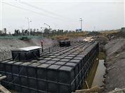 濟南地埋新箱泵一體化給水設備基礎做法
