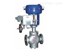 ZMABN氣動薄膜雙座調節閥