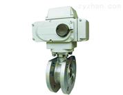 LR05SV電子式電動V型調節球閥