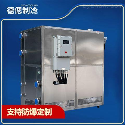 德偲超低温制冷系统两套独立制冷设备