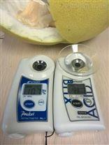 日本爱拓进口水果柑橘糖酸一体机PAL-BX/ACID1柠檬酸糖度酸度测定仪