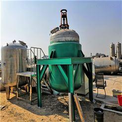 不锈钢反应釜回收